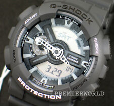 CASIO G-SHOCK X-Large Anti-Magnetic 200m Watch GA-110C-1 GA-110C-1ADR