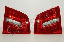 AUDI A6 C6 Sedan 4DR 2008-2011 LED Inner Tail Lights Rear Lamps LEFT RIGHT 09 10
