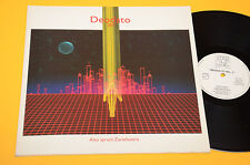 DEODATO 2LP ALSO SPRACH ZARATHUSTRA 1°ST ORIGINALE NM ! MAI SUONATI ! UNPLAYED
