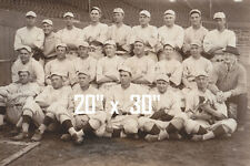 """Boston Red Sox~1915 World Series Champs~Babe Ruth~Poster~Team~Photo~20""""x 30"""""""