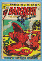 DareDevil # 81 , Black Widow begins as DD co-Star.