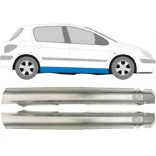 PEUGEOT 307 2001-2008 5 DOOR FULL SILL REPAIR PANEL ROCKER PANEL / PAIR