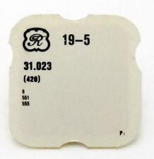 "Kronrad Nº 420 pour Valjoux 19"" 'cal. 5/9/551/555 - 31.023 - NEUF NEUF dans sa boîte"