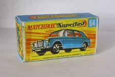 Repro Box Matchbox Superfast Nr.64 MG 1100