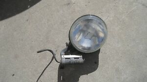 PORSCHE 968 Headlight Frame DRIVER SIDE 944-750-073-01 With Headlight and wiring
