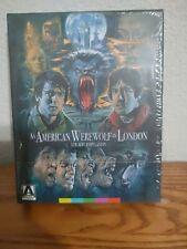 An American Werewolf In London 1981 Blu-Ray Limited Edition Arrow Uk Import