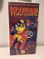 New Wolverine Model Kit Marvel Comics Polar Lights Super Hero Sealed 👀 (4)