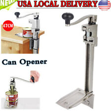 """Quality 13"""" Big Heavy-Duty Commercial Kitchen Restaurant Food Can Opener Table"""