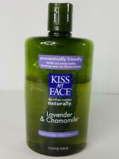 Kiss My Face Foaming Soap Lavender & Chamomile Refill Organic 17.5 oz 60% Full