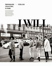 FT ISLAND 5TH ALBUM - I WILL [ SEPECIAL VER. ] - CD+ 160 PAGE PHOTO BOOK