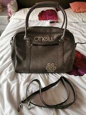 O'Neill Weekend Holdall Bag - grey-brown