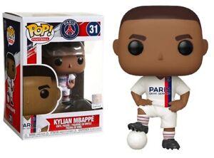 Funko Pop! Football: PSG Kylian Mbappe Third Kit #31 - Brand New