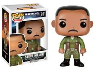 "INDEPENDANCE DAY ID4 Figurine STEVE HILLER N° 281 ""POP"" FUNKO"