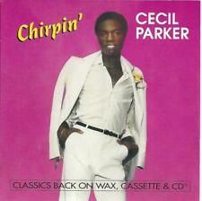 SOUL Cecil Parker Chirpin´ CD 1982 nick martinelli RARE !
