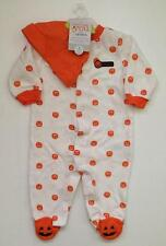 My First Halloween Baby Infant SLEEP & PLAY HAT SET *SZ 3 Months by Carter's NWT