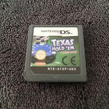 Nintendo DS Texas Hold'Em UKV Très Bon état