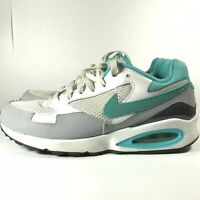 Nike Women's Air Max ST Training Shoes TEAL / WHITE 705003 SIZE 8.5