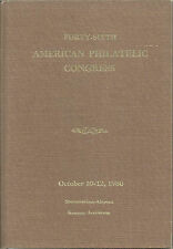 Quarante-sixième american philatélique congrès year book 1980