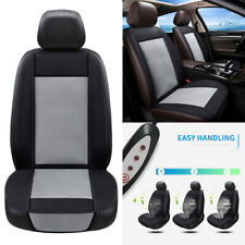 1x Cool Summer Comfortable Breathable Cooling Car Seat Cover Fan Cushion 12V