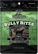 Redbarn Bully Bites Dog Treats, 10-oz Bag    Free Shipping