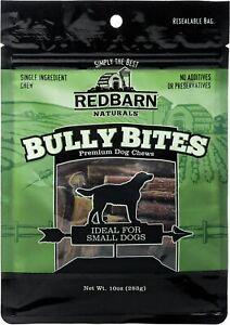 Redbarn Bully Bites Dog Treats, 10-oz Bag    Free Shipping