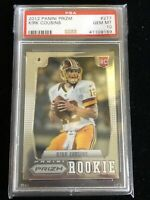 2012 Panini Prizm Kirk Cousins PSA 10 Rookie RC #277 Population Of Only 15 💎