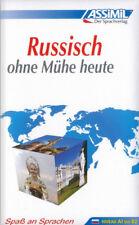 NEU: Russisch lernen ohne Mühe. Sprachbuch für Anfänger und Wiedereinsteiger