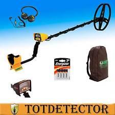 Metal detector Garrett EuroACE/Detector de metales Garrett EuroACE +  Accesorios