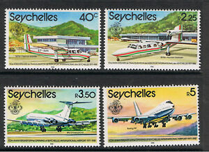 SEYCHELLES 1981 AIRPORT