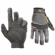 Winter Warm Gloves Waterproof Insulated Large Tough Flex Grip Men Work Gloves