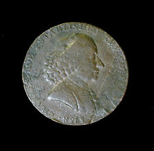 1790 Great Britain Conder Half Penny Token Charles Roe Cheshire Macclesfield Let