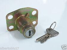 Chiusura Serratura Pulsante Cofano Posteriore Fiat Autobianchi A112 Door Lock