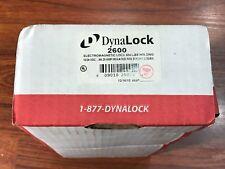 New DynaLock 2600  Electromagnetic Lock 650 LBS DYN MB Single Mortise Lock,  Dyn