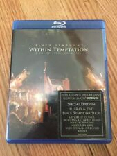 Within Temptation - Black Symphony (2 Blu-ray Discs, 2008) Concet + Bonus DVD