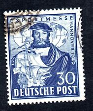 Germany 1949 #664 Export Fair Used