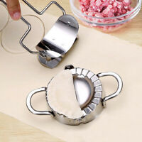 Stainless Steel Dumpling / Jiaozi Skin Maker Mould Set Kitchen Cook Tool Molds