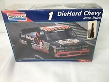#2474 Monogram Mike Chase #1 Die Hard Chevy Race Truck 1/24 Scale Plastic Model