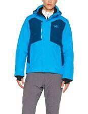 Millet Rescue GTX II XXL Bleu/Poseidon BNWT Goretex Homme Ski Ski Veste