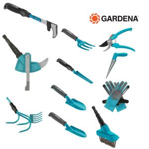 Wahl: Gartenwerkzeug Gartenschere Blumenkelle Handschuh Fugenkratzer Gardena