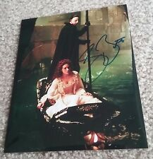 PHANTOM OF OPERA GERARD BUTLER AUTHENTIC AUTOGRAPHED SIGNED 8x10 PHOTO JSA PSA