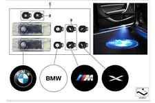 BMW Genuine L.E.D Door Projectors PN:63312414105 Logo Emblem Batman