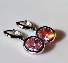 Ovale Mode-Ohrschmuck im Hänger-Stil aus Sterlingsilber