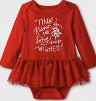 NWT BABY GIRL TUTU DRESS BODYSUIT SIZE 6-9 MONTHS