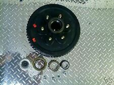 "12"" Brake Drum Hub Assembly 5200 # Trailer Axle 92655AL"