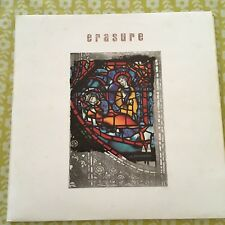 Erasure The Innocents Original 1988 EX Vinyl Record Album STUMM 55