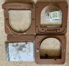 Petporte Smartflap Flap Microchip Cat Door