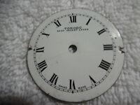 Antique Pocket Watch Face Torodo Best Patent Lever Swiss Made 79-9III