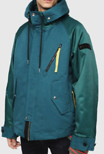 Diesel Ryota Jacket Mens Green Small *REF121*