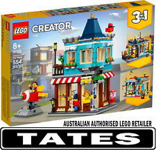 LEGO 31105 Townhouse Toy Store CREATOR from Tates Toyworld