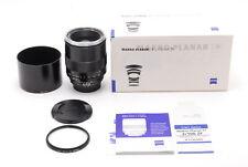 【】Carl Zeiss Makro-Planar T* 100mm f2 ZF for Nikon  (680-KE8)